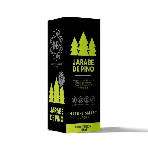 jarabe de pino el mejor como tomar nature smart